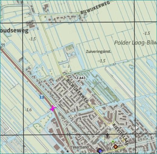 KM-hok Afwisseling bij Stolwijk